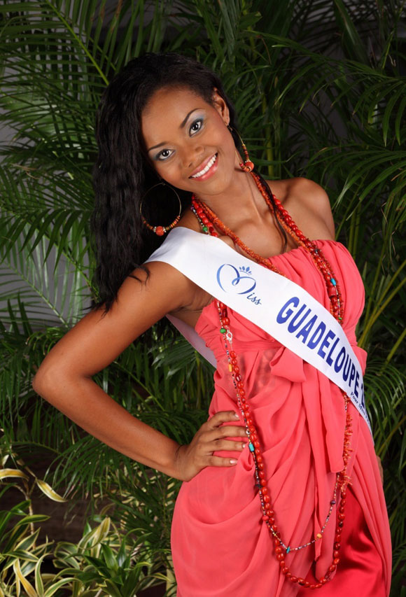 Miss France 2013 Miss Guadeloupe