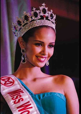 Miss Monde 2013 Megan Young