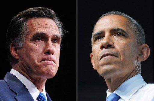 Obama Romney Elections US