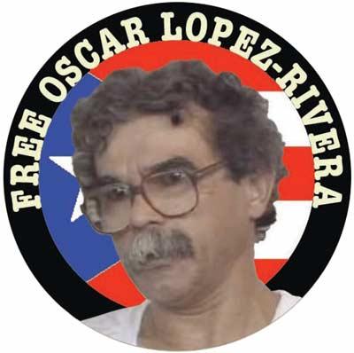 Puerto Rico kayak pour Oscar Lopez Rivera