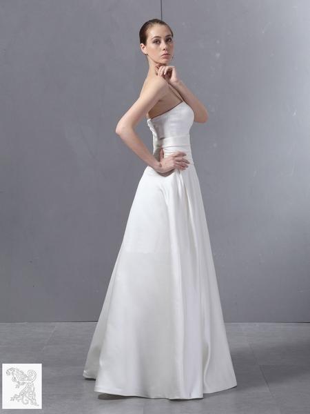 Robe de Mariée 2013 sans Traîne Philippe Apat