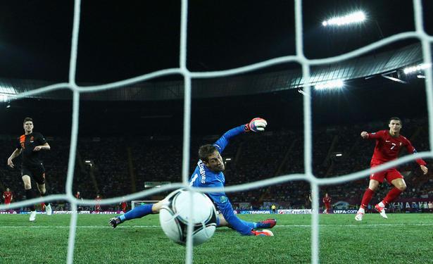 Cristiano Ronaldo 2 1 Oranje