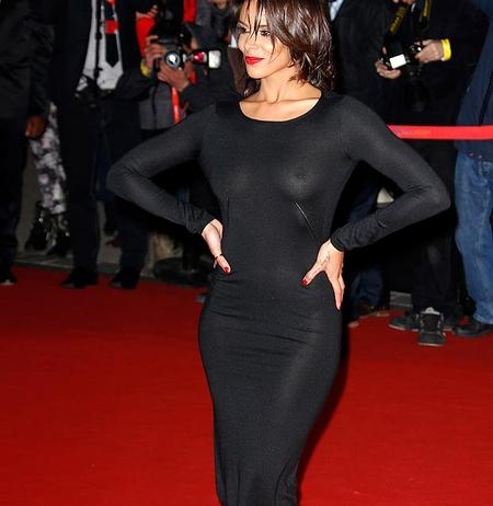 NRJ Music Awards 2013 Shy'm plus timide - Assemblée Martinique Web