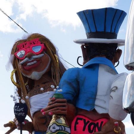 Vaval 2013 Martinique