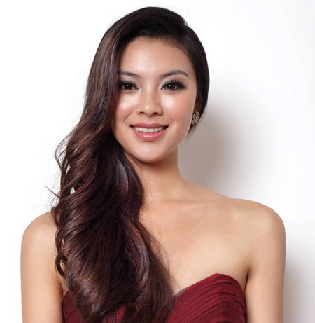Miss World 2012 Wen Xia Yu