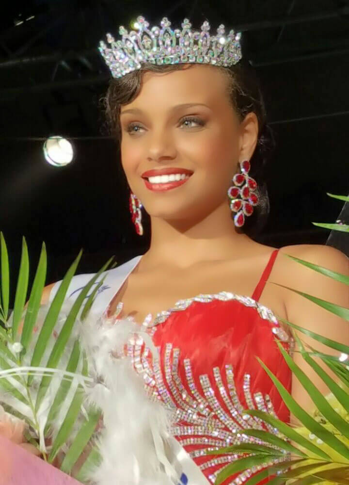 Alicia Aylies Miss Guyane 2016 Miss France 2017