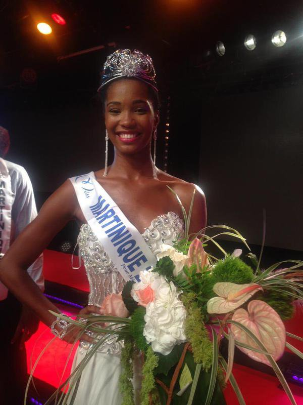 Miss France 2016 : Miss Martinique Candidate