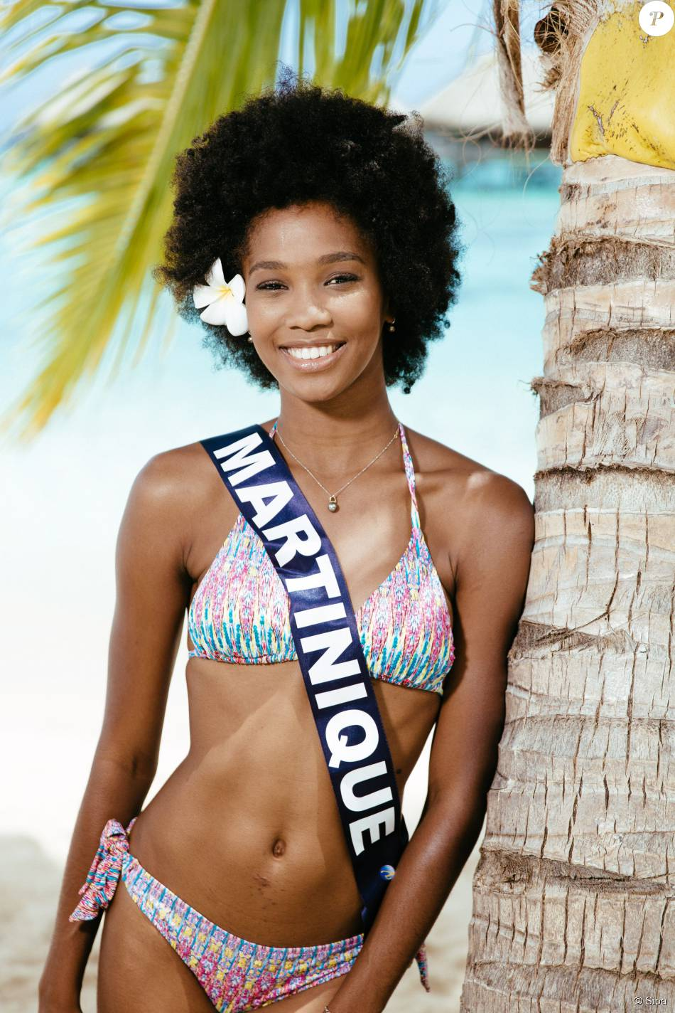 Miss Martinique candidate Miss France 2016