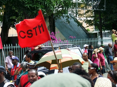 CSTM Martinique
