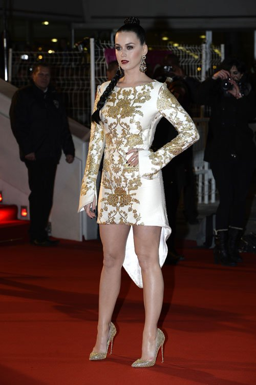 Katy Perry NRJ Music Awards 2013