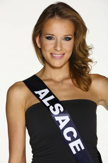 Miss France 2015  Alsace