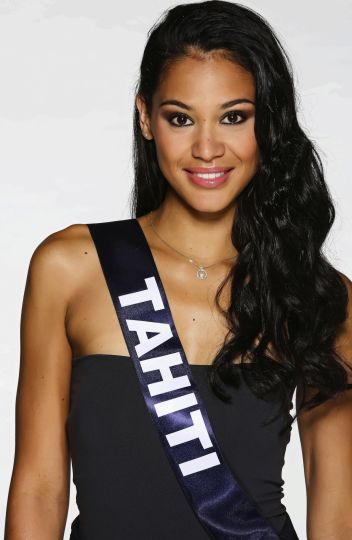 Miss France 2015 Tahiti