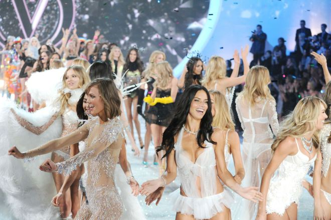 Victoria's Secret Angel Show 2014